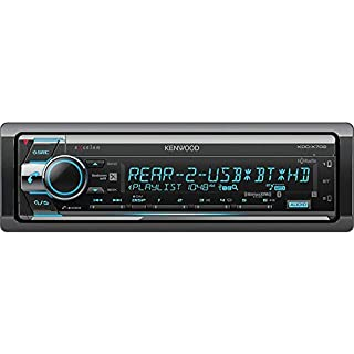 Discount Kenwood KDC-X702 CD Receiver w/Bluetooth & HD Radio
