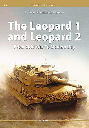 The Leopard 1 and Leopard 2: From Cold War To Modern for sale  Delivered anywhere in USA