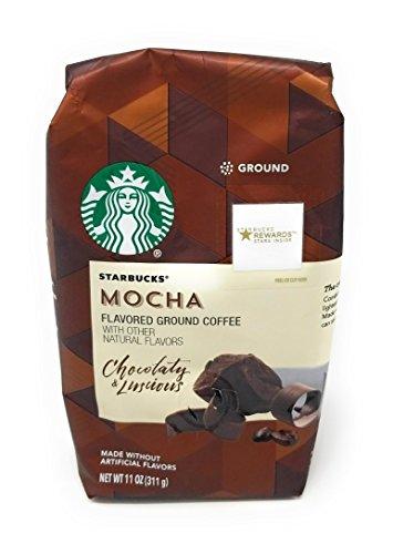 Starbucks Coffee, Footing, Mocha, 11 Oz (Pack of 3)