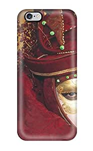 Awesome Design Venice Carnival Mask Sunrise Isabelle Palace Nature Other Hard Case Cover For Iphone 6 Plus