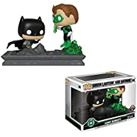POP! Comic Moments: Green Lantern and Batman by Jim Lee