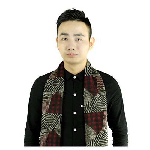 christmas-gerger-bo-mens-korean-irregular-geometric-british-wind-scarfred