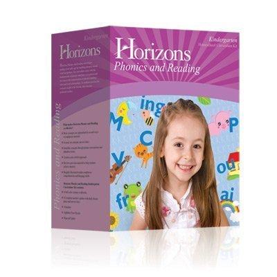 Kindergarten Horizons: Home School Curriculum Kit : Language Arts (Best Reading Curriculum For Kindergarten)