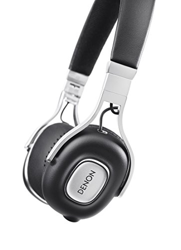 Denon AH-MM200BK Music Maniac On-Ear Headphones