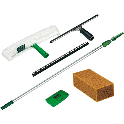 Unger Pro Window Cleaning Kit - 4