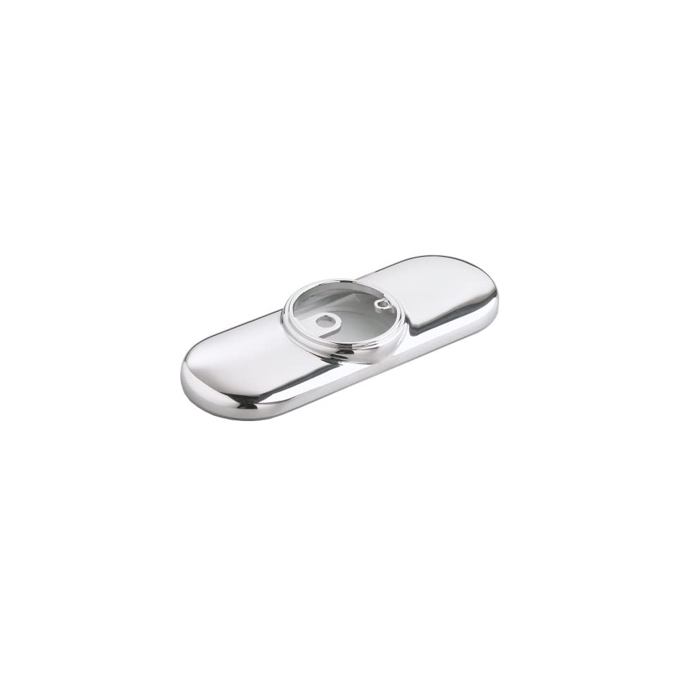 American Standard 605P400.002 4 Inch Deck Plate, Polished Chrome