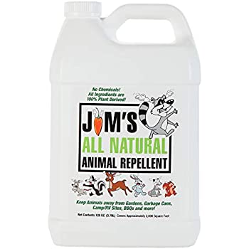 Jims All Natural Animal Repellent (1 Gallon
