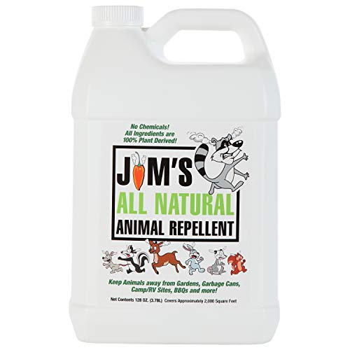 Jim's All Natural Animal Repellent (1 Gallon