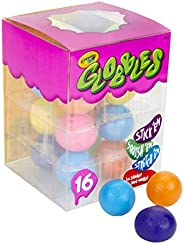 Crayola Globbles 16 Count, Squish & Fidget Toys, Gift for Kids, Age 4, 5, 6,