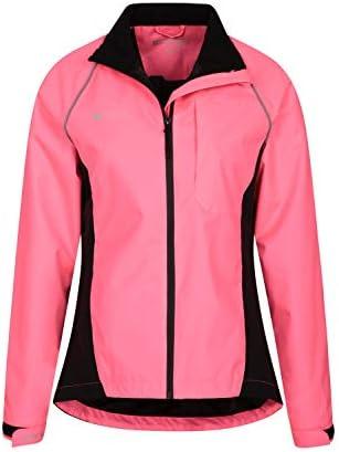Axen Womens Windproof Water Resistant Convertible Cycling Running Jacket