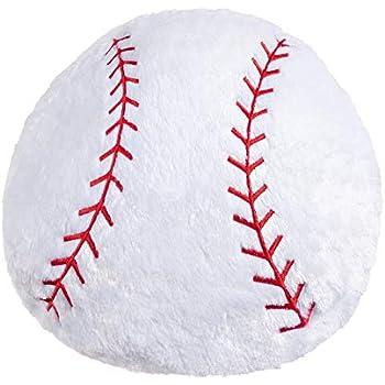 Amazon.com: Melissa & Doug Sports Throw Pillows With Mesh ...