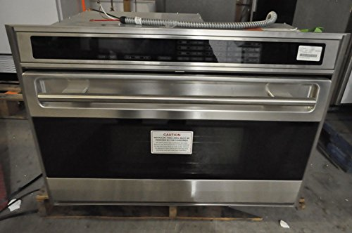 "Wolf L Series SO36US 36"" Stainless Single Electric Dual Convection Wall Oven"