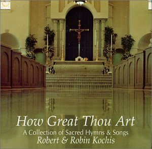 How Great Thou Art - A Collection of Sacred Hymns & - Thou Book Music Art