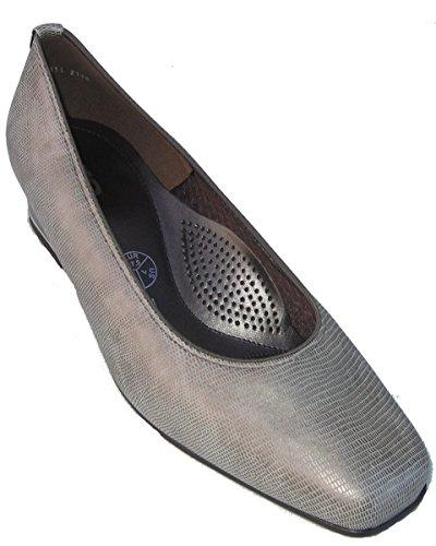 Sapphire Boutique by Sapphire - Mocasines para mujer, color negro, talla 37 EU