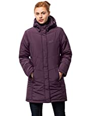 Jack Wolfskin Damen Mantel Svalbard Coat Women