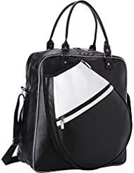 GOODHOPE Bags Metro Court Chic Duffel, Black