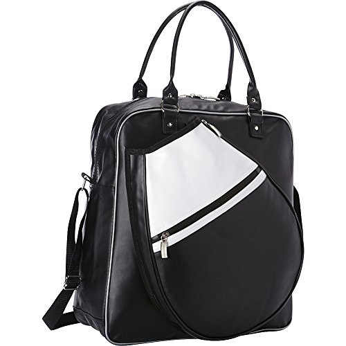 GOODHOPE Bags Metro Court Chic Duffel, Black