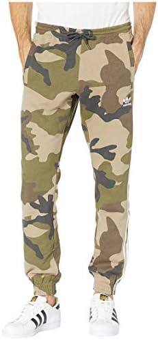 [adidas(アディダス)] メンズパンツ・長ズボン・ジャージ下 Camo Fleece Pants Multicolor L [並行輸入品]