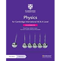 Cambridge International AS & A Level Physics Coursebook with Digital Access (2 Years)