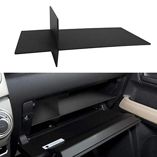 For Toyota 4Runner Center Console Organizer Glove Box Divider 2010-2018 2019