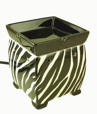 Grandeur Zebra Radiant TylerミキサーMelter – Fragrance Warmer B008O9CYD0