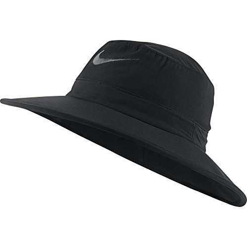 6be715f7316 Nike Golf Sun Protect Bucket Hat Black Anthracite L XL - Import It All