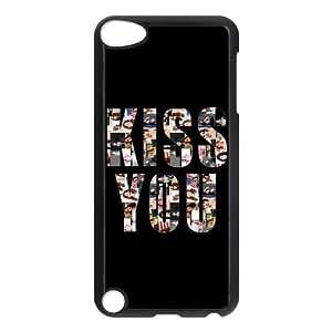 Customiz American Famous Singer Lana Del Rey Back Case for ipod Touch 5 JNIPOD5-1323