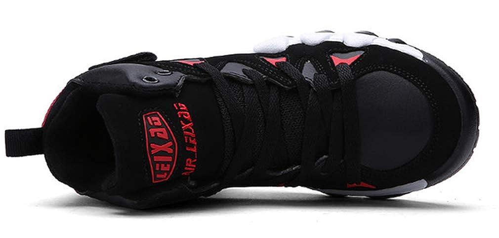 Femaroly, Basket Basket Basket Herren Schuhe (schwarz Weiß(Warm)), 40 EU 32e0ab