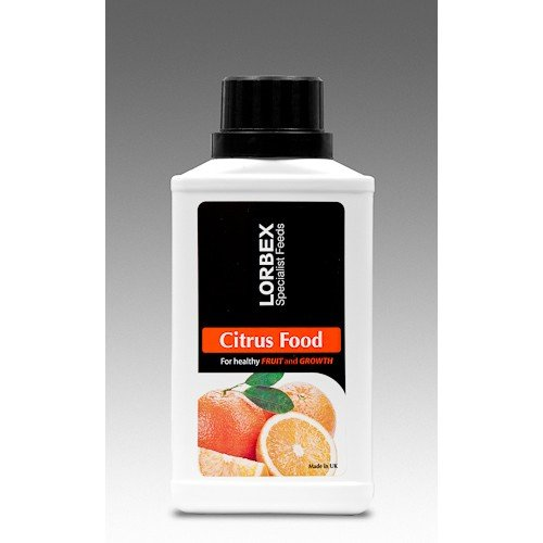 Lorbex Citrus Food/Fertiliser 250ml