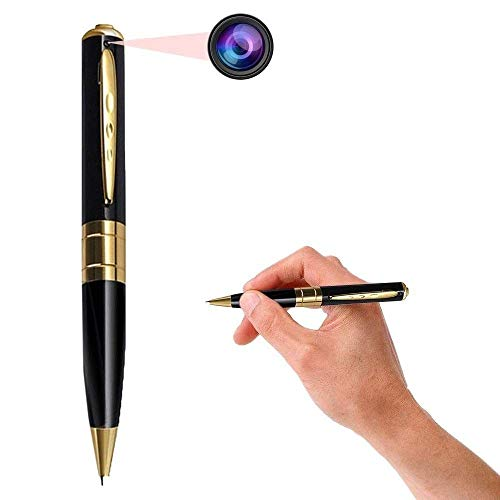 Callie Spy Pen Hidden Mini Camera with Photo & Audio/Video Recorder 32GB Supportable