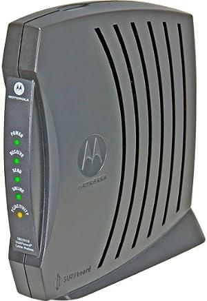 Motorola - SURFboard SB5101 DOCSIS USB 2.0 Cable Modem