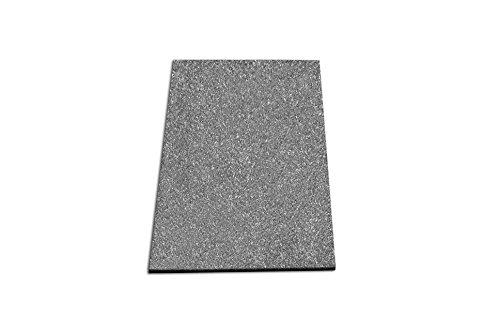 WarmlyYours - 2' x 4' CeraZorb Insulating Synthetic Cork Underlayment Sheet - 8 sq. ft. coverage