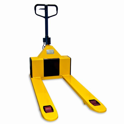 JORESTECH Semi-Electric Pallet Truck