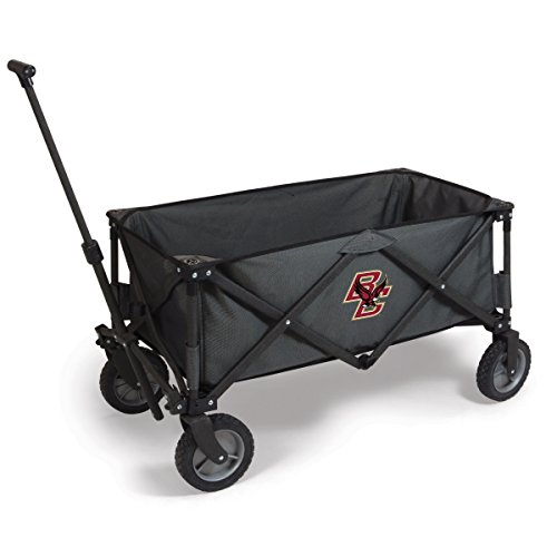 NCAA Boston College Eagles Adventure Digital Print Wagon, One Size, Dark Grey/Black by PICNIC TIME