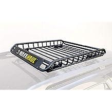 MaxxHaul 70115 Steel Roof Rack-150 lb Capacity (Renewed)
