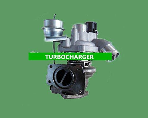 Amazon.com: GOWE TURBOCHARGER FOR K03 53039880121 0375N7 TURBO TURBINE TURBOCHARGER FOR 2005- Peugeot 508 /207/3008/308 Citroen DS 3/C4 1.6 THP 155 Engine ...