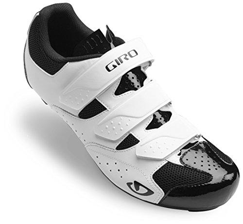 Giro Techne Cycling Shoes - Men's White/Black 45