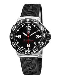 Tag Heuer Men's Formula 1 Dial Watch Black WAH1110.FT6024