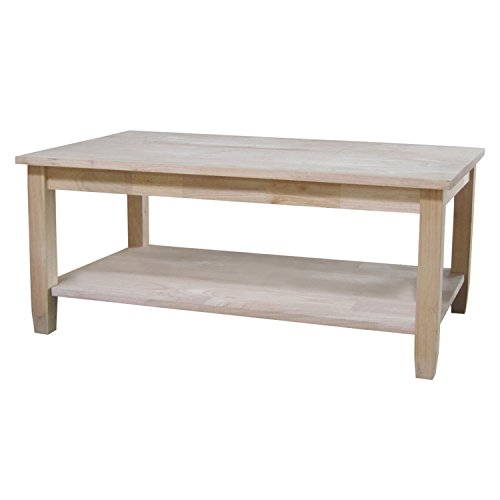 (International Concepts Solano Coffee Table)