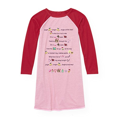 Girls Christmas Nightgown - 6