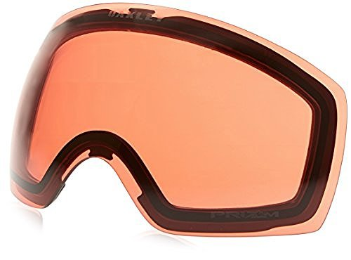 Oakley Flight Deck XM Accessory Lenses Prizm Rose & Cap - Oakley Women's Snow Deck Goggles Xm Flight