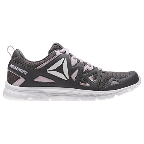 Purple de Ash Bd5460 Zapatillas Grey Mujer Running Reebok White Shell para Gris Trail wEP8dndq