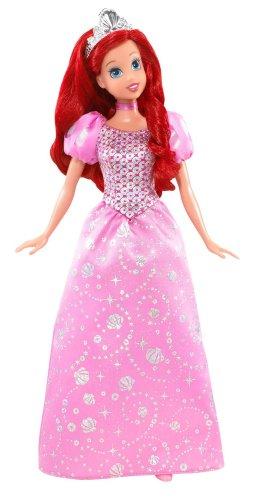 Mattel Disney Sparkling Princess Ariel Doll