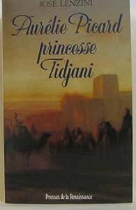 Aurélie Picard, princesse Tidjani par José Lenzini