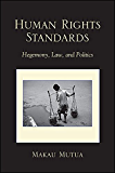 Human Rights Standards: Hegemony, Law, and Politics (SUNY series, James N. Rosenau series in Global Politics)