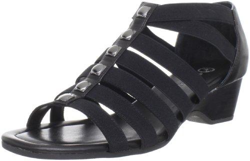 Bella Vita Women's Paula II T-Strap Sandal,Black,10 2A US from Bella Vita
