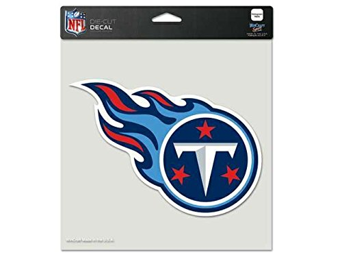 (WinCraft NFL Tennessee Titans 63097011 Perfect Cut Color Decal, 4