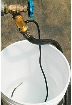 Hozon Brass Siphon Mixer with Backflow Preventer