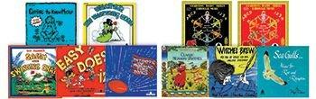 Hap Palmer CD Sets 1 & 2 - 10 CDs