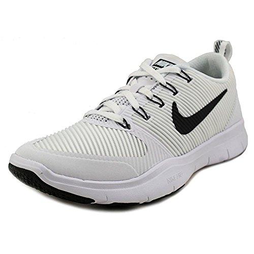 Nike Heren Gratis Trein Veelzijdigheid Training Schoen (7,5 D (m) Ons, Wit / Balck)